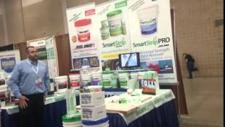 Línea de productos SmartStrip y Peel Away - SSPC 2016