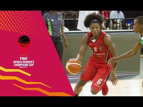 Full Game - 1° de Agosto (ANG) v Ferroviario (MOZ) - Final - FIBA Africa Women's Champions Cup 2017