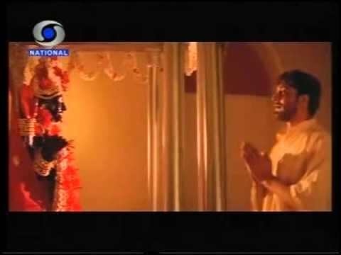 Divine Mother Blessing Swami Vivekananda...