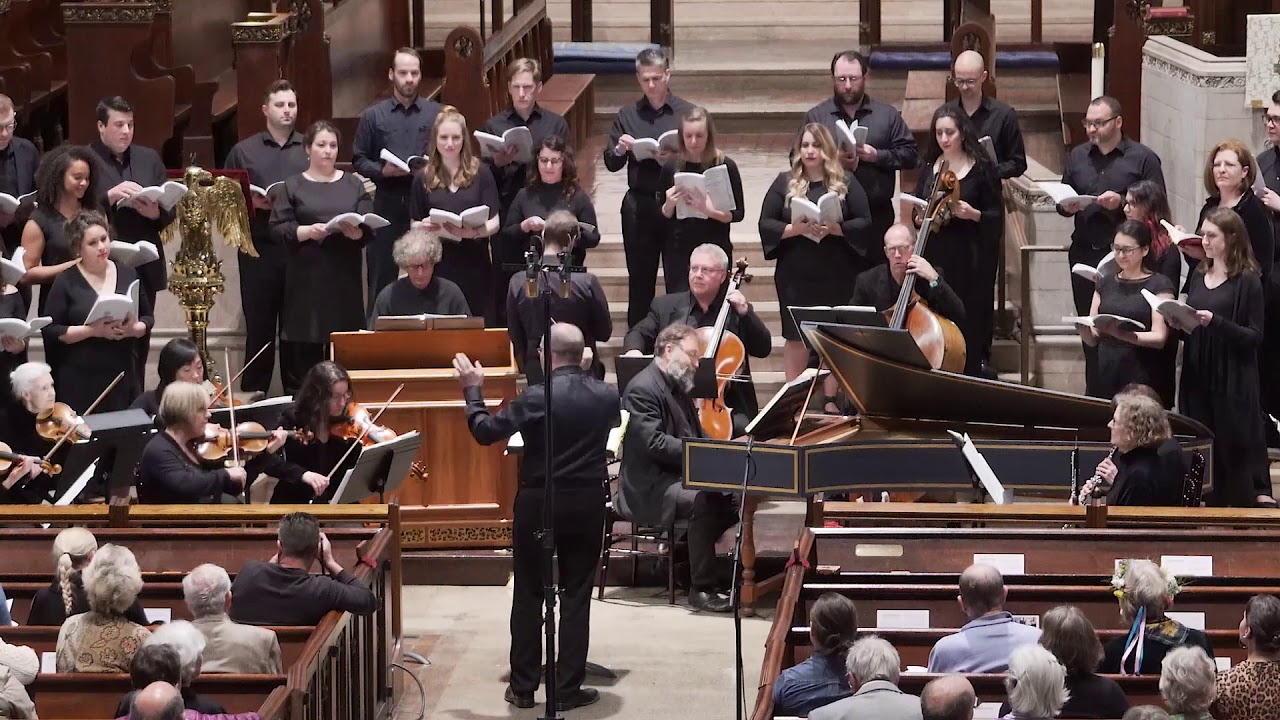 Israel in Egypt - G.F. Handel - performed by Collegium Ancora