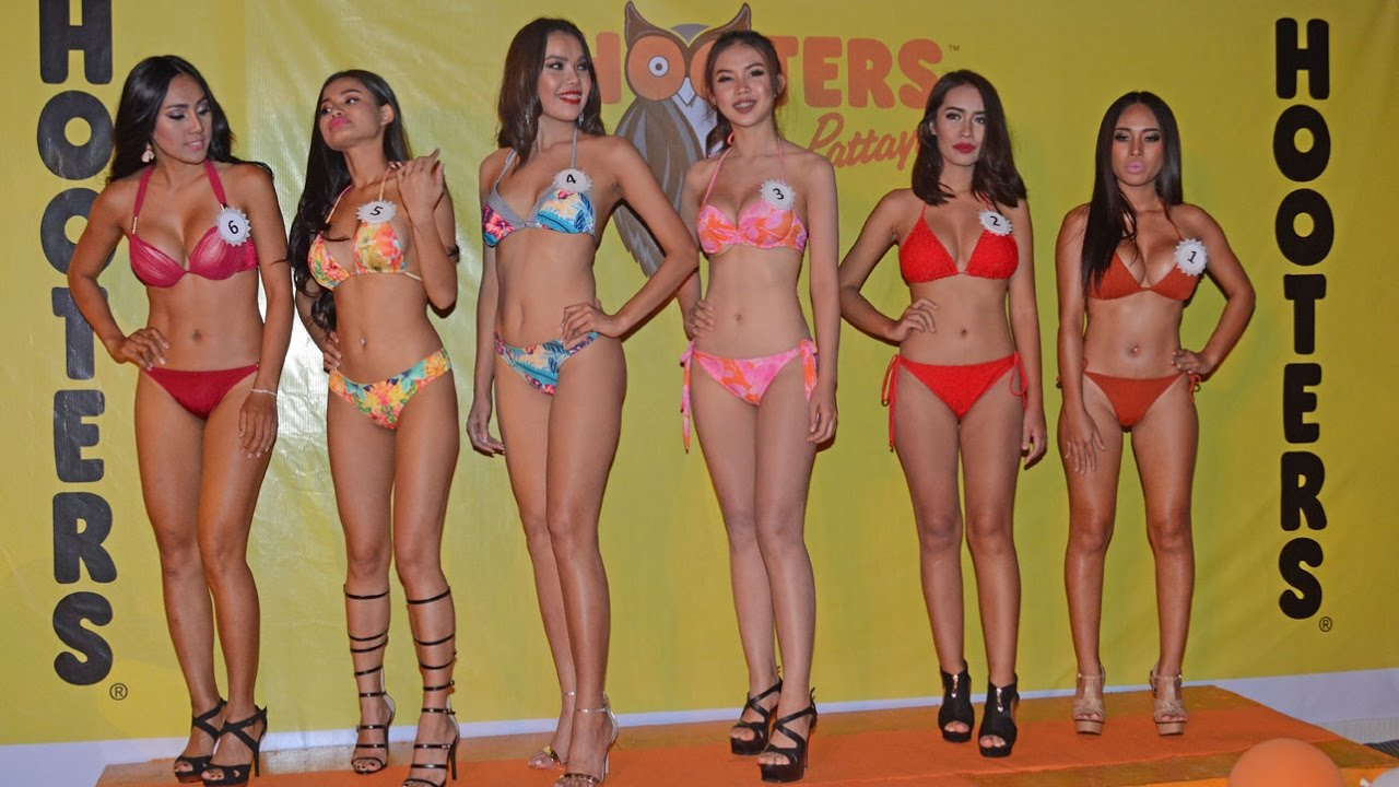 Latina bikini contest video