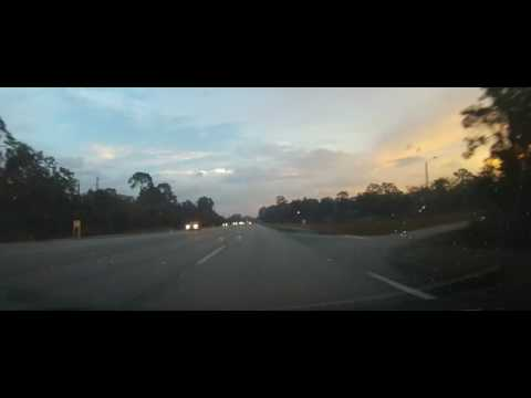 Driving from LaBelle, FL to Highlands County, Florida