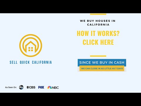 SellQuickCalifornia.com - Sell Your House Fast In California - Sell House Fast Ca