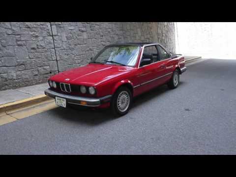 1985 BMW E30 325 Baur TC for sale