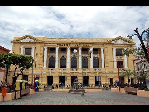 El Salvador - Teatro Nacional de San Salvador