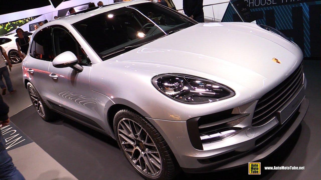 2020 Porsche Macan - Exterior and Interior Walkaround - 2019 Frankfurt Motor Show