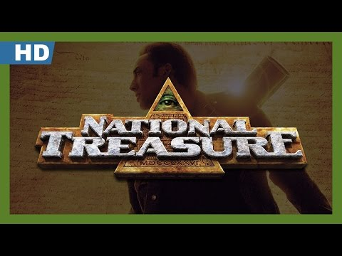 National Treasure trailer