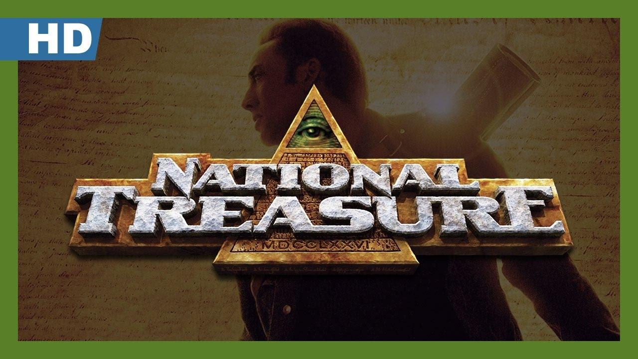 National Treasure 2004 Trailer Youtube