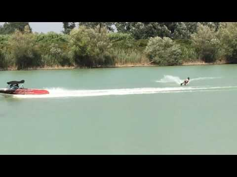 Waterski Jump Crash OTF