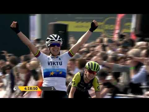 Marta Bastianelli domina e vince il Giro delle Fiandre