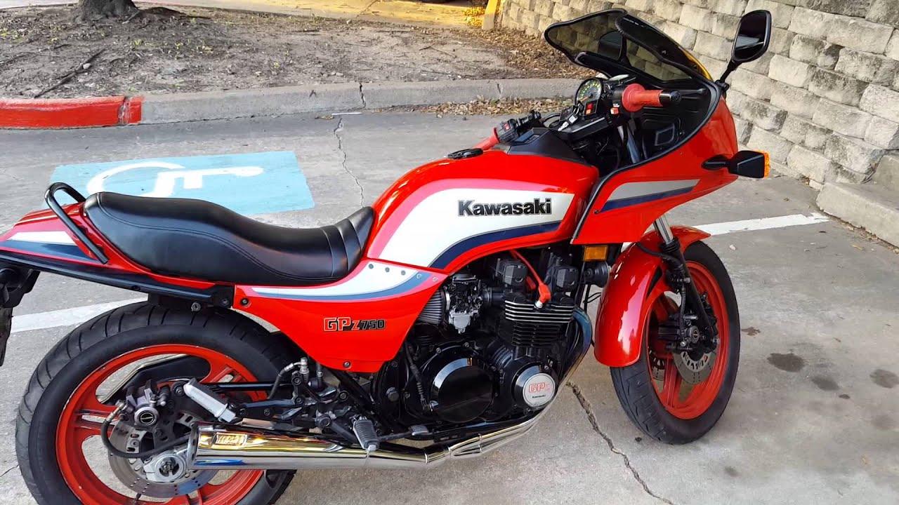My 1984 Kawasaki GPZ 750