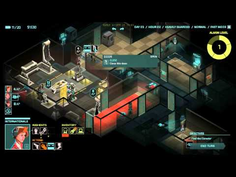 Invisible Inc Story 9 Memory Check