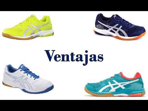 tenis asics feminino para volei zapatos