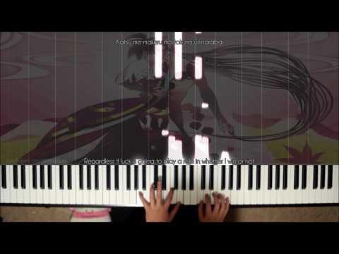 Hakushu Kassai Utaawase // Piano Cover 【ピアノ】~ Katanagatari OP