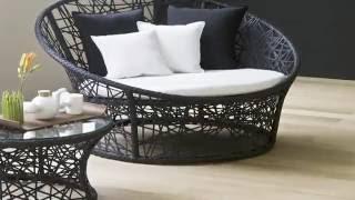 видео Плетеная мебель из ротанга