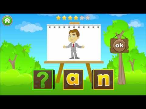 Kids Learn To Read English Words With Phonics Vesves Rhyming Fun And Education