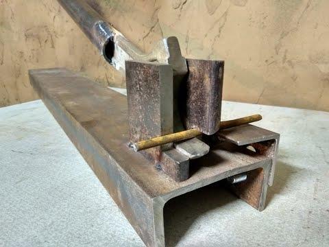 Ножницы для резки толстой проволоки на основе гаечного ключа