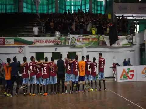 MARS IHYAUL ULUM, Dinyanyikan saat MAIU FC. Berlaga Di PGFC 2017