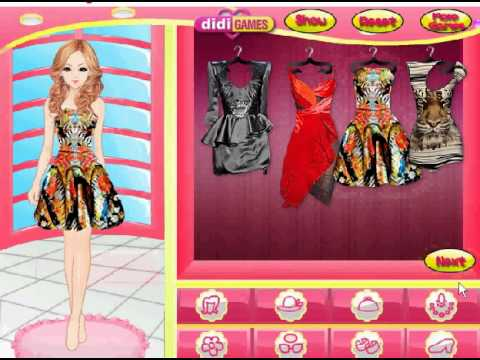 Dress up - Didi Games - YouTube