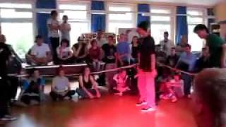 BattleFellaz Vs. Phatnatix @ freestyledancebattle Juze Lübeck (Kücknitz)
