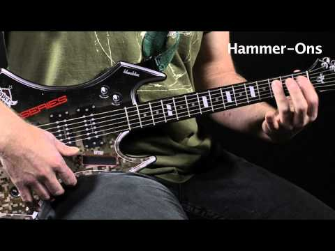 Paper Jamz Pro Guitar Video #4 - Freestyle Using Chords