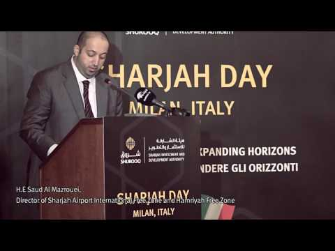 Sharjah Day in Milan - 2015