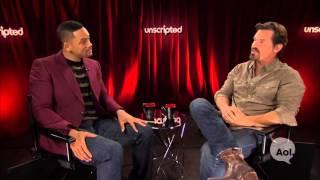 'Men in Black 3' | Unscripted | Will Smith, Josh Brolin