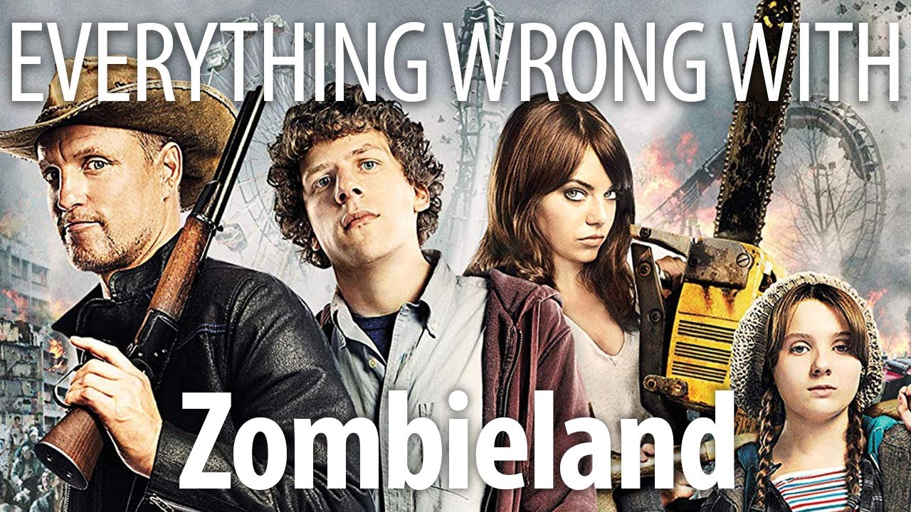 Download Everything Wrong With Zombieland In Nut Up Or Shut Up Minutes