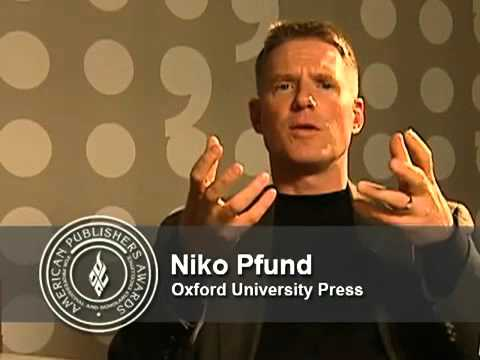 2009 PROSE Original Film: Publishers on Publishing (Running time 8 minutes)