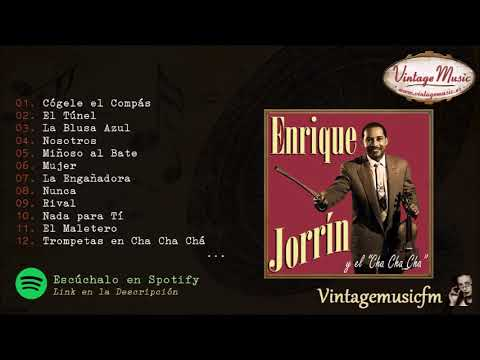 Enrique Jorrin. Colección Perlas Cubanas #121 (Full Album/Album Completo)