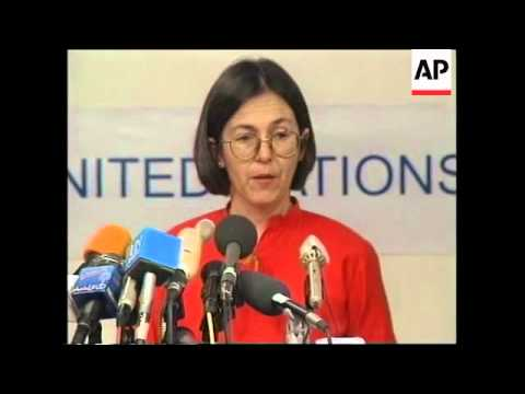 Daily UN and Foreign Ministry briefings in Islamabad