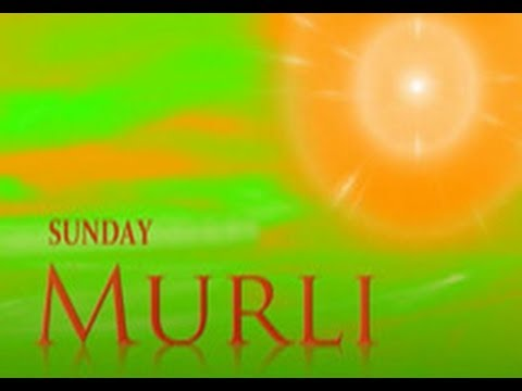 23 Dec 2012 - Sunday Avyakt Murlli ( Dual Voice )