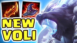 OLD NIGHTBLUE3 IS BACK | NEW VOLIBEAR REWORK IS COMPLETELY BROKEN [MAX AP BUILD]