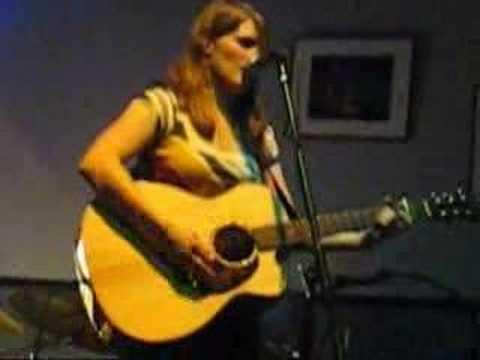 Jenny Owen Youngs - Woodcut