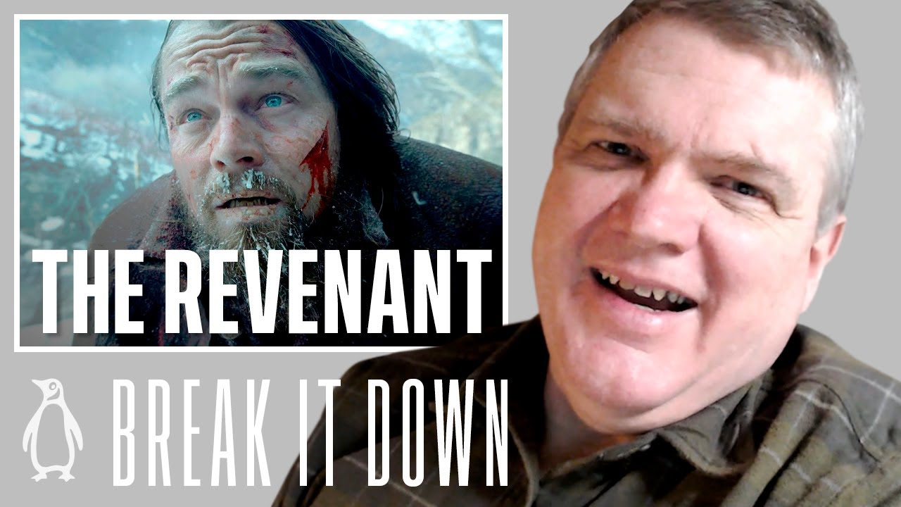 Survivalist Ray Mears Breaks Down Survival Movies & TV Shows