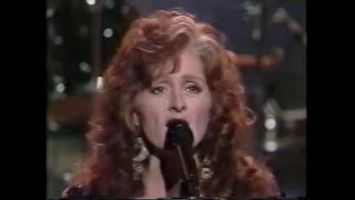 Video Bonnie Raitt - Something To Talk About - Tonight Show 9-17-1991 download MP3, 3GP, MP4, WEBM, AVI, FLV Agustus 2018