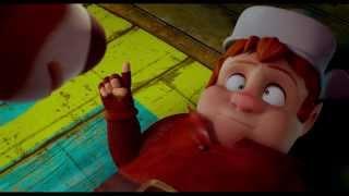 Rescatando a Santa (Saving Santa)  Trailer