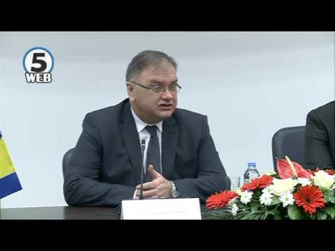 Македонија и Босна и Херцеговина ќе ја унапредуваат економската соработка