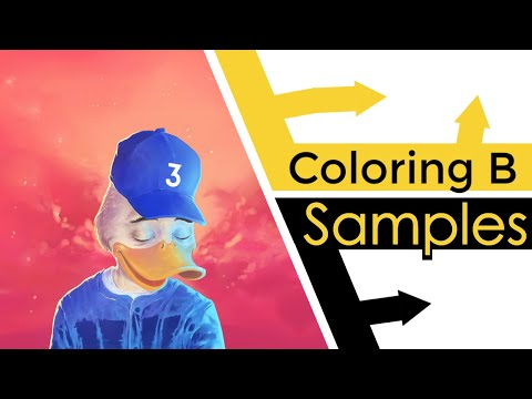 Every Sample From Chance the Rapper's Coloring Book