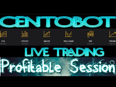centobot automated trading software live trading with cento bot crypto trading app