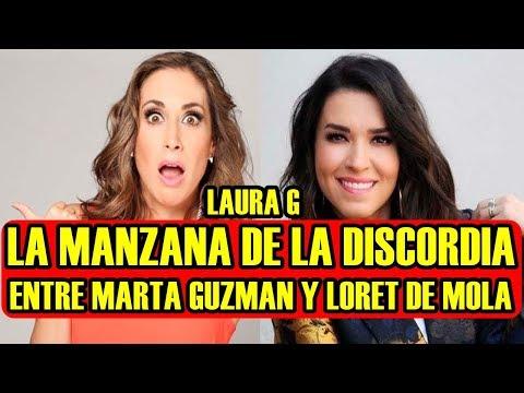 el DÌA que laura G fue la MANZANA de LA DISCORDIA entre MARTA GUZMAN y LORET DE MOLA thumbnail
