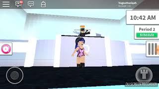 My first video at Roblox