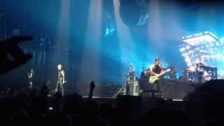 Rammstein Concert Tony Garnier 24 avril 2013 LYON