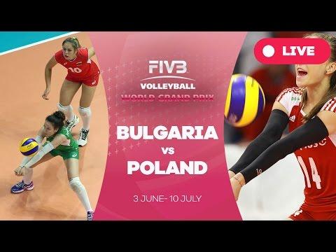Bulgaria v Poland - Semi-final 2 - Group 2: 2016 FIVB Volleyball World Grand Prix