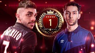 DjMaRiiO vs JUGADOR TOP 1 FUT CHAMPIONS (CAMPEÓN DE FIFA)