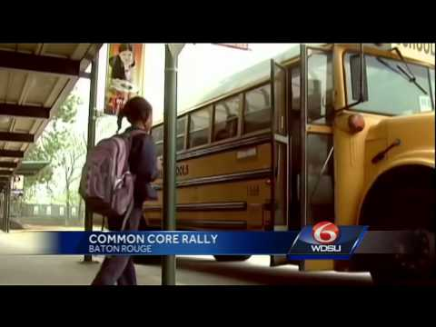 Common Core Rally Set Friday Night In Baton Rouge