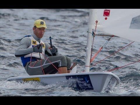 Robert Scheidt Back In The Laser
