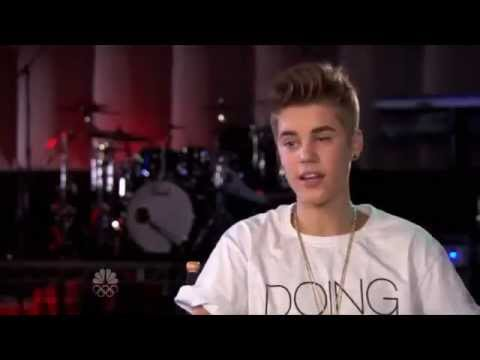 Justin Bieber - All Around the World NBC SPECIAL FULL