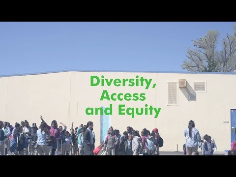 Quality Standard: Diversity, Access, and Equity