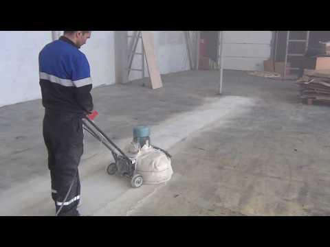 Шлифование бетона. тел. в Тюмени 8 (3452) 21-63-62 Элакор г. Тюмень